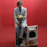 Paolo Benvegnù su PopOn foto di Silva Rotelli